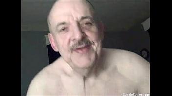 Old Daddybear Grandpa oldman likes being Filmed Swallowing Cum ...