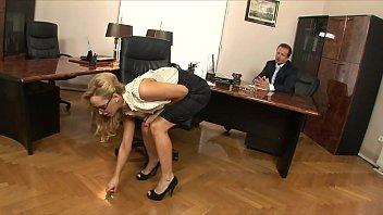 xxarxx Boss fucks his stunning blonde secretary Aleska Diamond hard on his office desk
