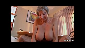 xxarxx Busty granny needs young cock