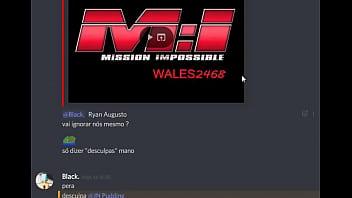 Virgin Black pedindo DelCopas.MP4