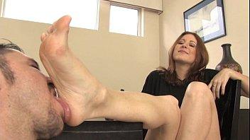 free movie female foot Domination