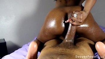 thumb Ebony Assjob