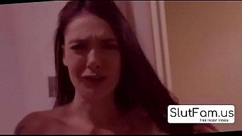 Brother takes advantage of the naughty sister - free sister videos at slutfam.us