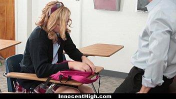 thumb Innocenthigh Schoolgirl Caught With No Panties