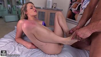 thumb Feet And Ass Fuck With Mia Malkova