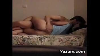 Amateur couple having sex at home!!