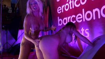 Salón erótico de barcelona 2015 mifaceporno