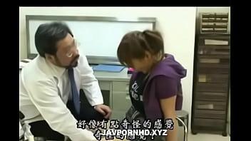 xxarxx يذهب المراهق الحوامل الآسيوية إلى الطبيب