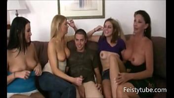 Wife anal blow job
