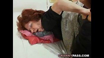 xxarxx Lesbian Granny Fucks Busty Blonde MILF With Strapon
