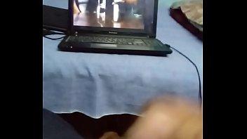 handjob at home watching hot indian video. cock soloboy