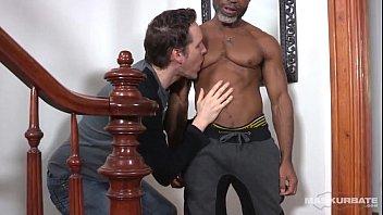 black porno gay daddy