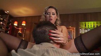 xxarxx Sexy Blonde Bar Maid Anal