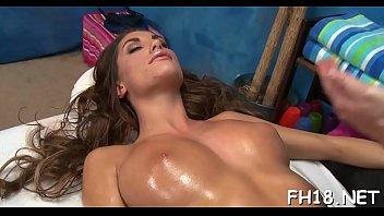 cover video Oil Massage Fuck