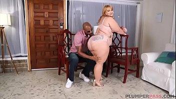 thumb Big Booty Bbw Tiffany Star Pleases Big Black Cock