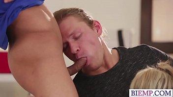 Nice new dick for horny bi couple