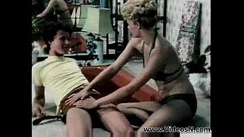 xxarxx Vintage Threesome