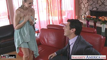 cover video Blonde Goddess Julia Ann Gets Facialized