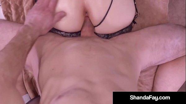 Canadian Cougar Shanda Fay Gets Hard Anal Fuck From Customer 11 min HD+