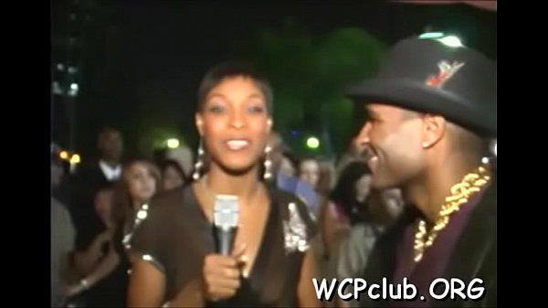 Dark woman gets fucked