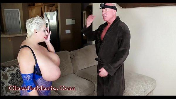 Big Tit Claudia Marie Fucked Twice 5 min HD