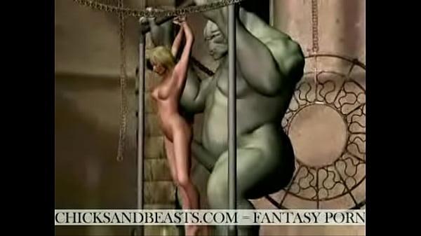 Порно секс монстры