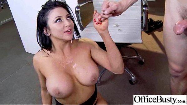 Hard Intercorse In Office With Sluty Big Tits Naughty Girl (audrey bitoni) vid-04