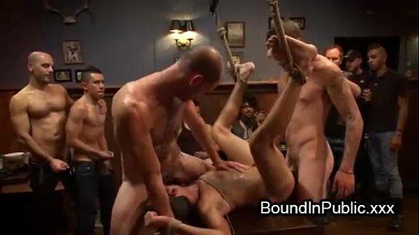 Gay xvideos rough gang cuff