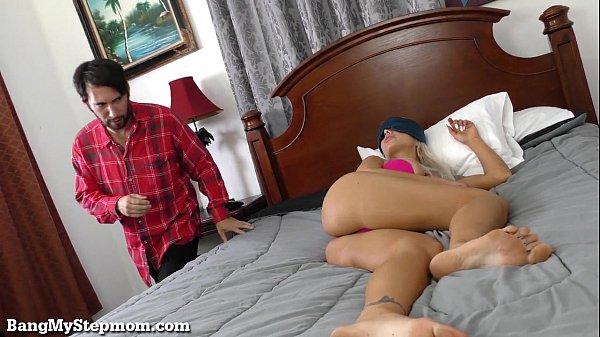 MILF Goddess Loves Her Step-Son's Cock!