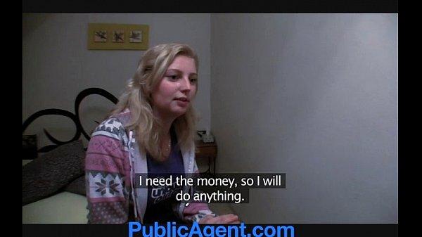PublicAgent Maya Fucks me for her dream job