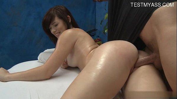 Big ass striptease