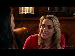 Amazing Lesbian Asses on Adriana Chechik and Mia Malkova