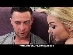 FamilyHookups - Step Milf Aaliyah Love Seduces lucky step son Dylan