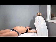 SADIE HOLMES PREGNANT - DOCTOR HELPS HER PATIEN...