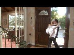 Ball bashing bride Ahryan Astyn