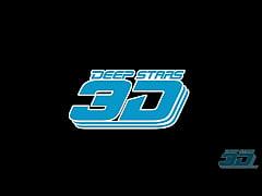 Deepstars3D - Anastasia Brill fucks Hard!!