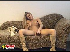 (dutch) Mariska maakt een geile film voor haar ex