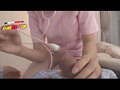 Asian Nurse Saving A Man&#039_s Penis - Airi Sawada