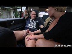 Stranded Thick Hot Blonde Olivia Austin Gets Ra...