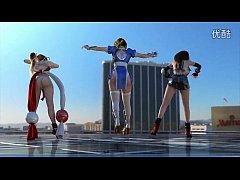 Animation hot dance\u4e0d\u77e5\u706b\u821e\u3001\u8482\u6cd5\u548c\u971e\u7684\u8df3\u821e