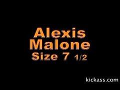 Alexis Malone Hardcore