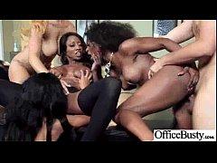 Intercorse With Bigtis Slut Office Girl (anya diamond jade jasmine) video-04