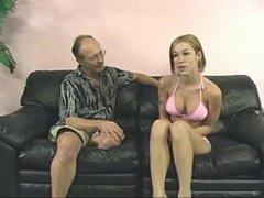 Allie Sin - Hot Titjob &amp_ Cum on Tits