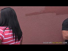 Jayden Starr Proves That She Is A Black Slut Fo...