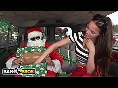 BANGBROS - A Very Bang Bus Christmas with Mia M...
