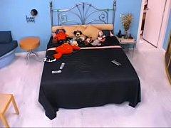 Maria Rosa e Bianca mello Dreamcam