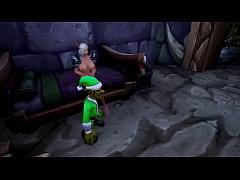 Whorecraft 2 (Tails of Azeroth) XXXmas 1