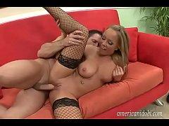 Hot american slut banged well and filmed