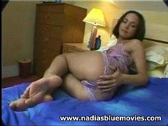 Andrea &#039_Nadia&#039_ Spinks British Teen Pornstar
