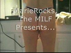 MarieRocks 50 Plus MILF - Bubble Butt
